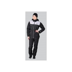 Winterbroek met fleece.