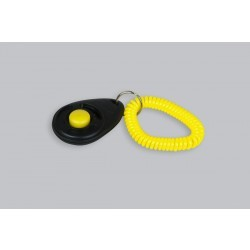 Clicker with handle.