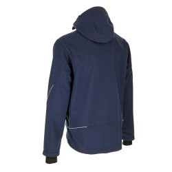 Jacket REFEX for MEN , blue.