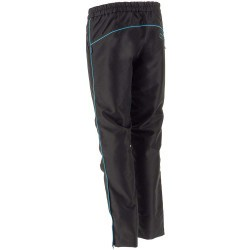 Pants suprima, black/blue.