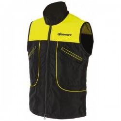Vest suprima black/yellow